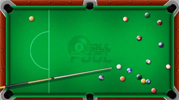 Jogo 8 Ball Pool