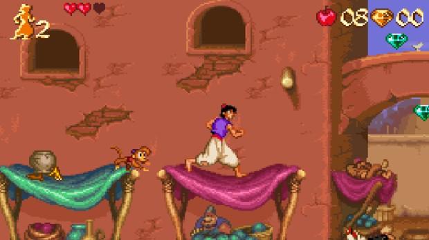 Jogo Aladdin