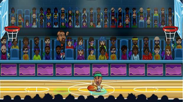 Jogo Basketball Legends