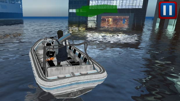 Jogo Boat Rescue