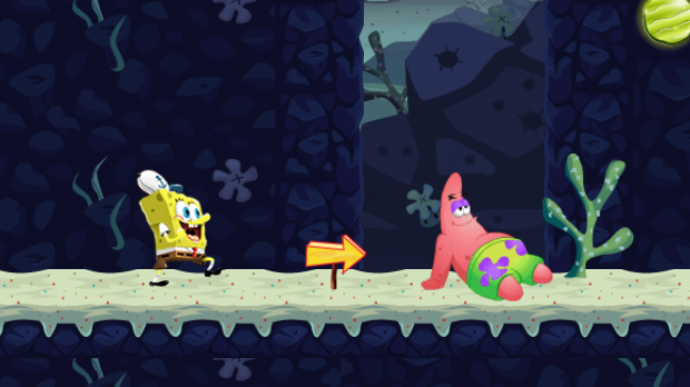 Jogo Spongebob Run