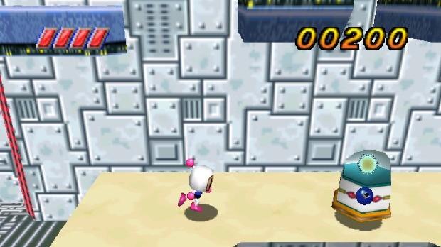 Jogo Bomberman Hero