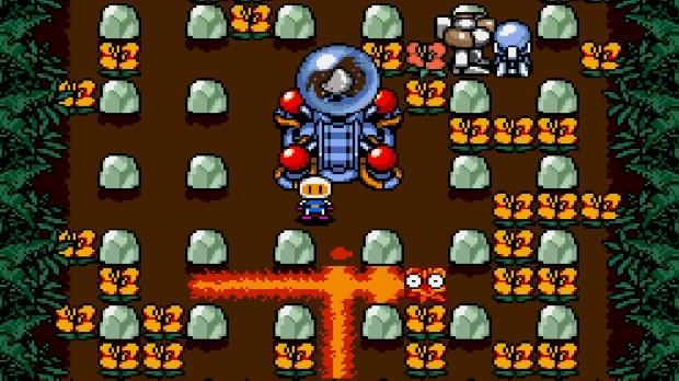 Jogo Mega Bomberman