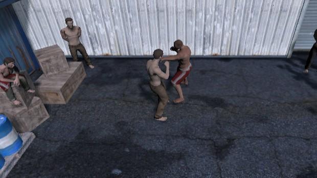 Jogo Fighting Club