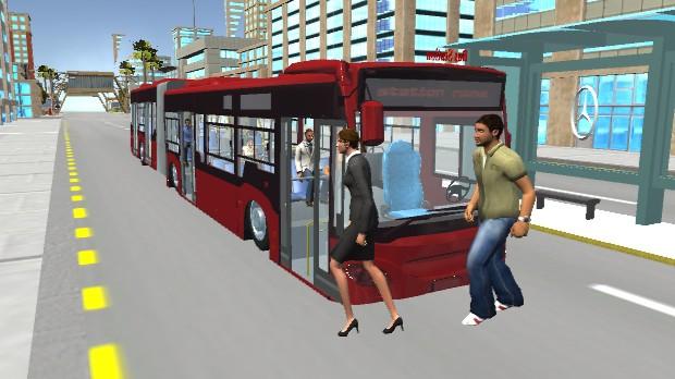 Jogo City Bus Simulator