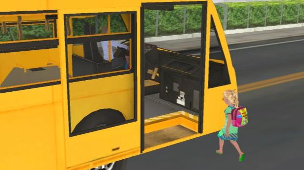 Jogo School Bus Driver