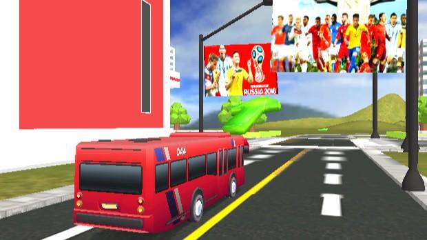 Jogo Mega Bus Simulation