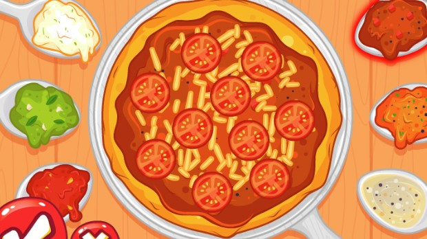Jogo Disney Princesses Pizza Party
