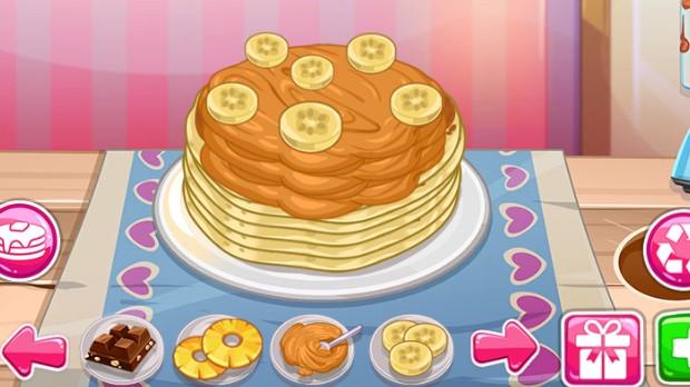 Jogo Sweetest Pancake Challenge
