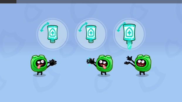 Jogo Silly Ways to Get Infected