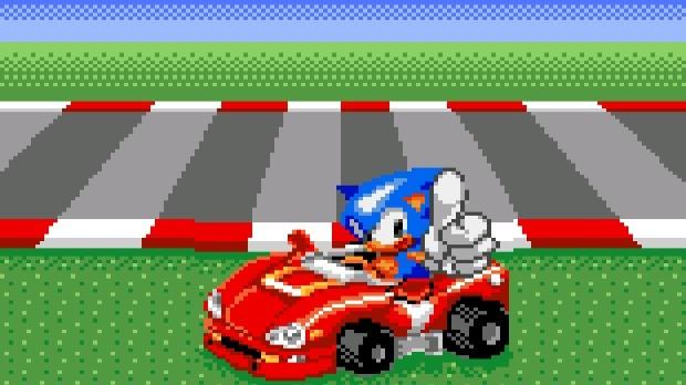 Jogo Sonic Drift