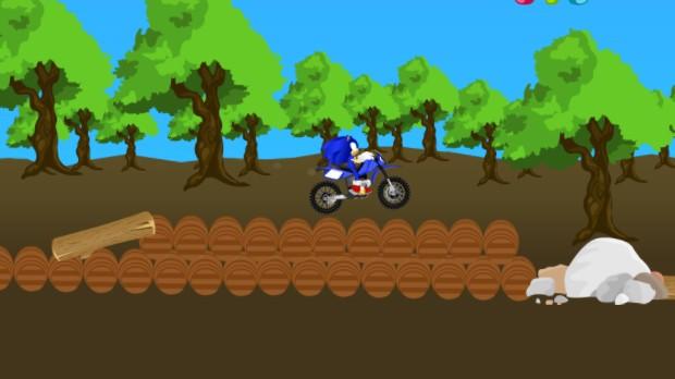 Jogo Cross Sonic Race