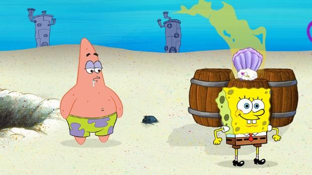 Jogo Spongebob Saves the Day