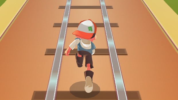 Jogo Subway Runner
