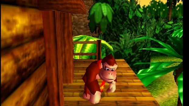 Jogo Donkey Kong 64