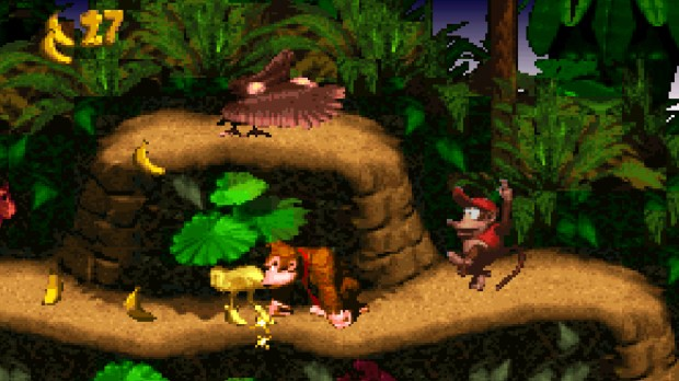 Jogo Donkey Kong