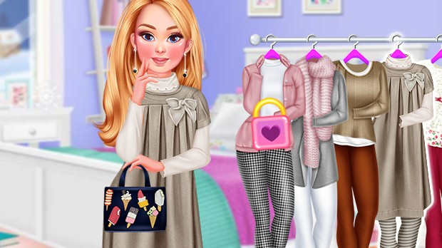 Jogo Barbie All Year Round Fashion Addict