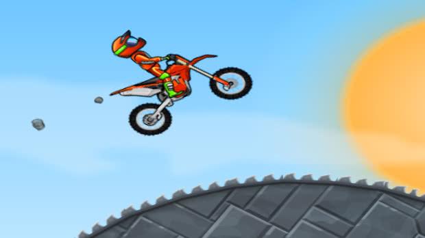 Jogo Moto X3M