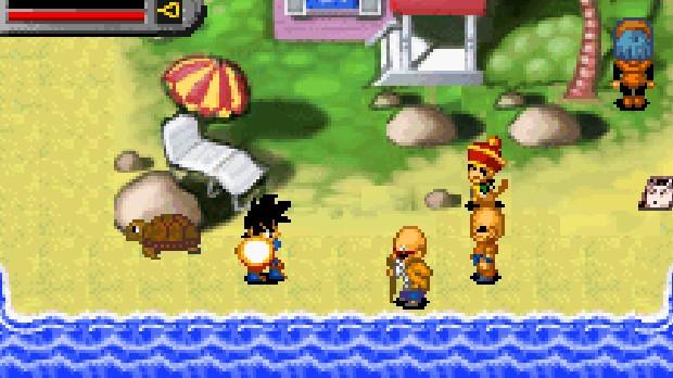 Jogo Dragon Ball Z: Legacy of Goku