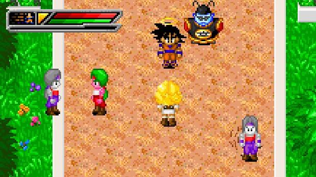 Jogo Dragon Ball Z: Buu's Fury