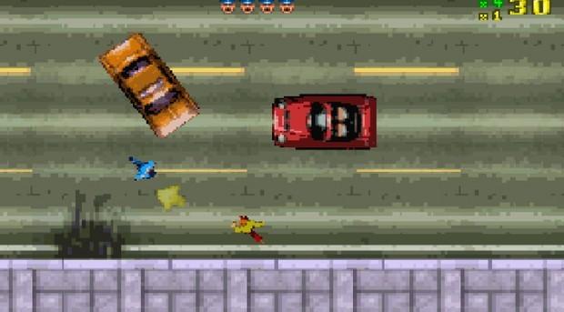 Jogo GTA 1