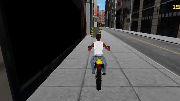 GTA Simulator