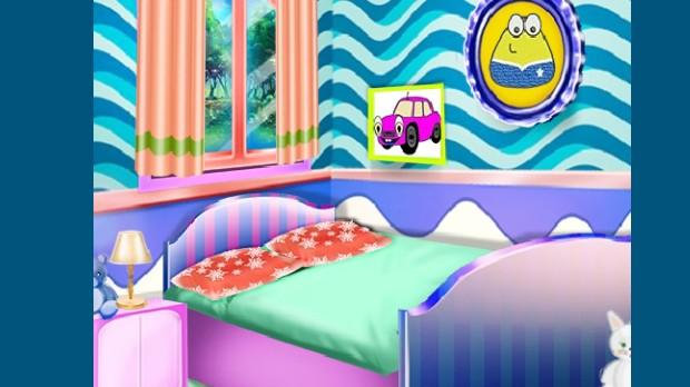 Jogo Pou Room Decoration