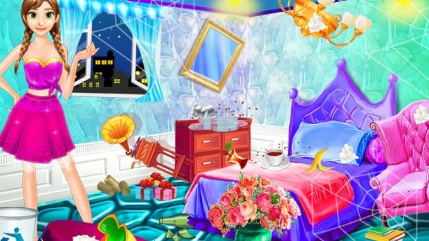 Jogo Realistic Frozen Room