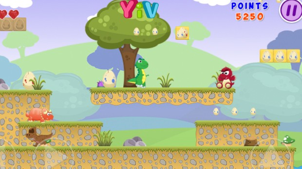 Jogo Little Dino Adventure