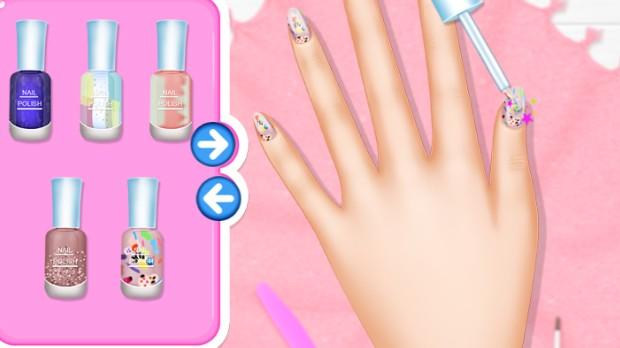 Jogo Princess Manicure Experts