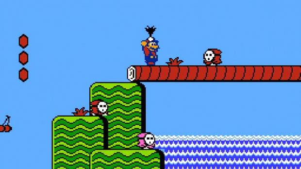 Jogo Super Mario Bros 2