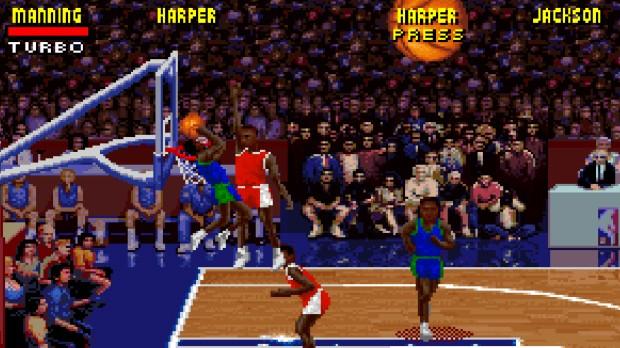 Jogo NBA Jam