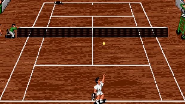 Jogo Pete Sampras Tennis