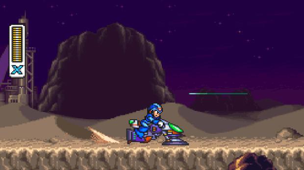 Jogo Mega Man X2
