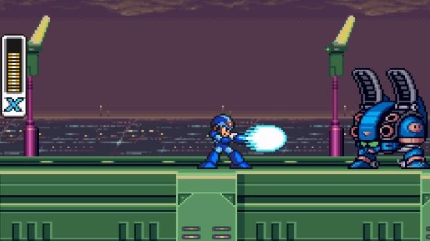 Jogo Mega Man X