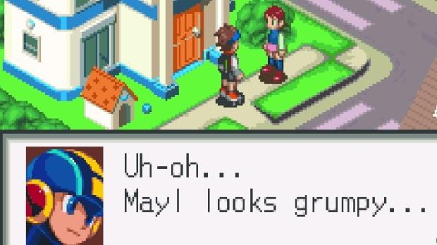 Jogo Mega Man Battle Network