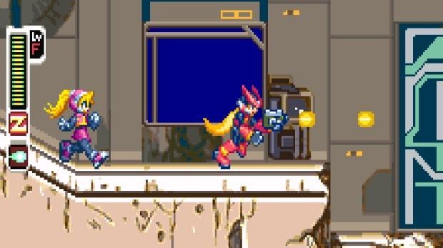 Jogo Mega Man Zero