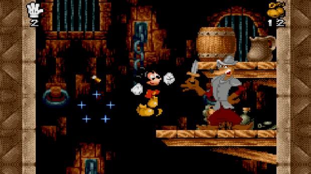 Jogo Mickey Mania