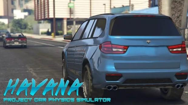 project car physics simulator