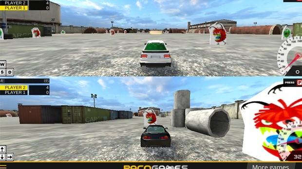 MOnster cars Smash