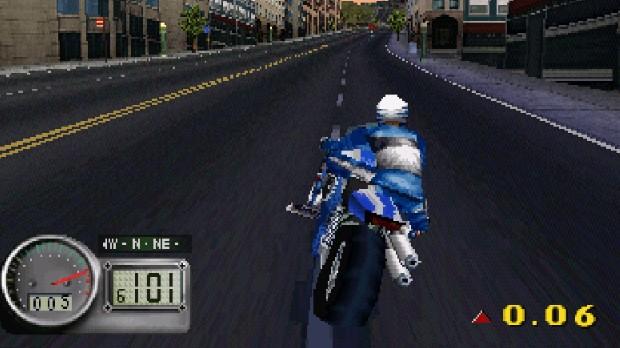 Jogo Road Rash 3D