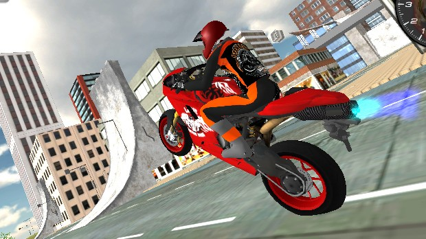 Jogo Moto Real Bike Racing