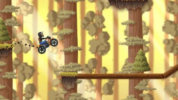 Moto Trials Mountain Adventure
