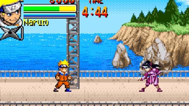Jogo Naruto Ninja Council
