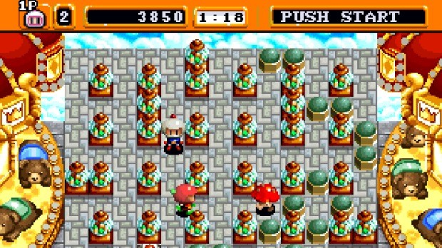 Jogo Neo Bomberman