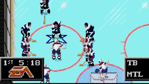 Jogo NHL '94