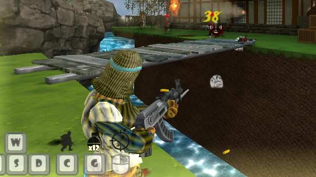 Jogo Ninja Clash Heroes