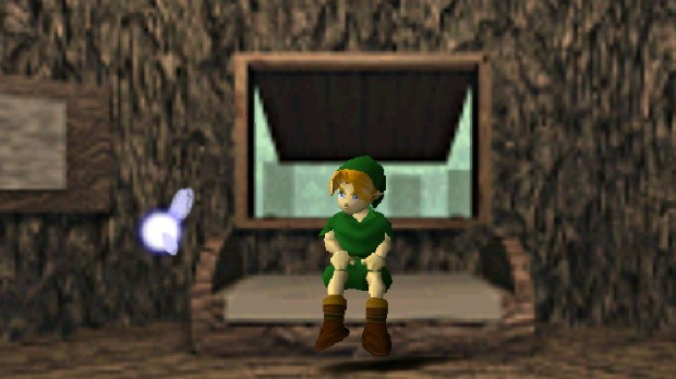Jogo The Legend of Zelda: Ocarina of Time