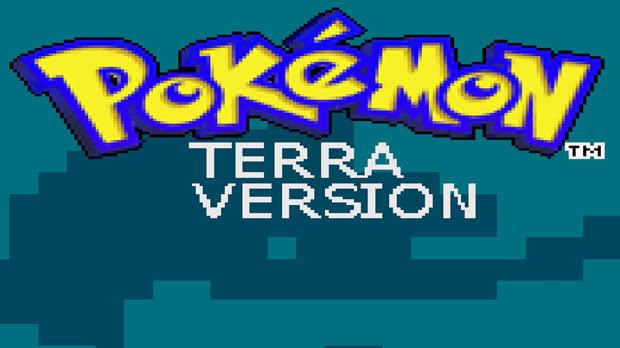 Jogo Pokémon Terra Version