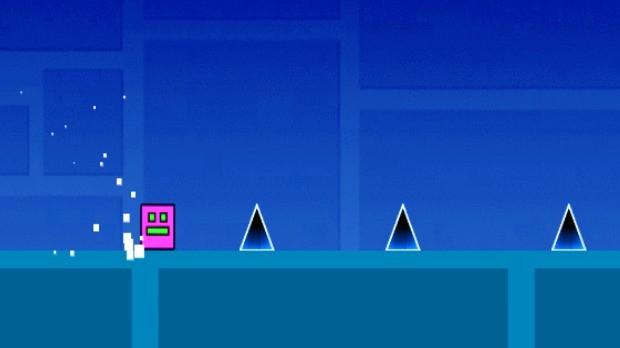 Jogo Geometry Neon Dash